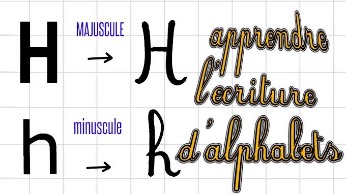 apprendre a ecrire l'alphabet français,تعليم كتابة الحروف الفرنسية للصغار