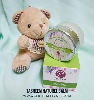 Tasneem Naturel Balm, Balm, Baby, Bayi, Parenting, Lifestyles, Review, Produk Untuk Bayi, Produk Untuk Seisi Keluarga,