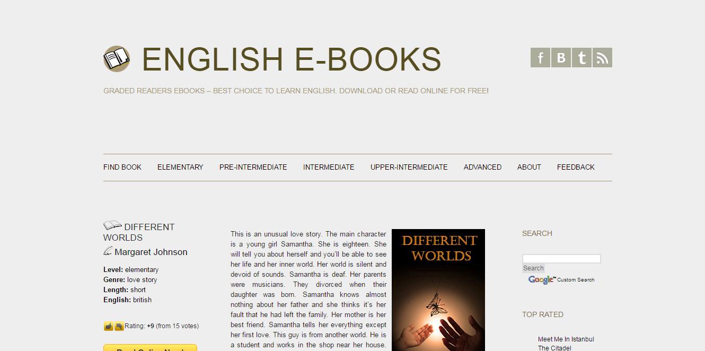 Site para ler livros em ingls interesses sutis o site o english e books ele disponibiliza livros em ingls gratuitamente para serem baixados e o mais legal tm livros para todos os nveis de ingls fandeluxe Gallery