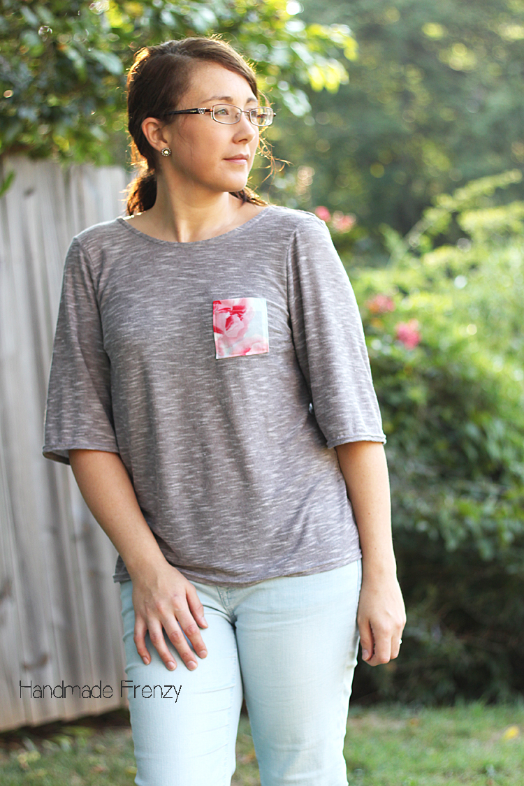Remix The Stitch // Ravenna Top Sewing Pattern