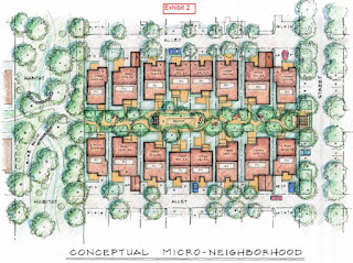 plan of The Cannery, it is an innovative mixed-use community with 583 residences in Davis, on the outskirts of Sacramento near San Francisco