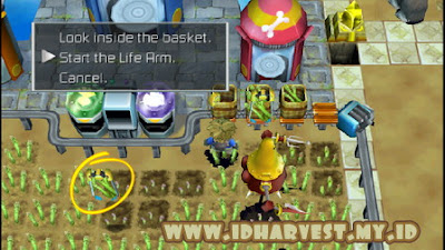 Rail System Harvest Moon: Innocent Life