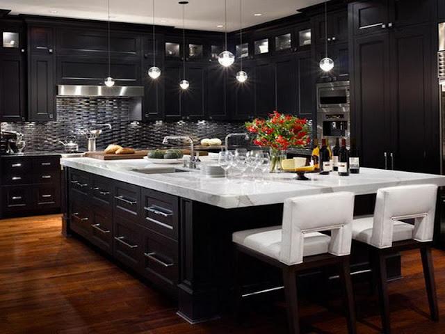 Simple contemporary black white kitchen designs Simple contemporary black white kitchen designs Simple 2Bcontemporary 2Bblack 2Bwhite 2Bkitchen 2Bdesigns5