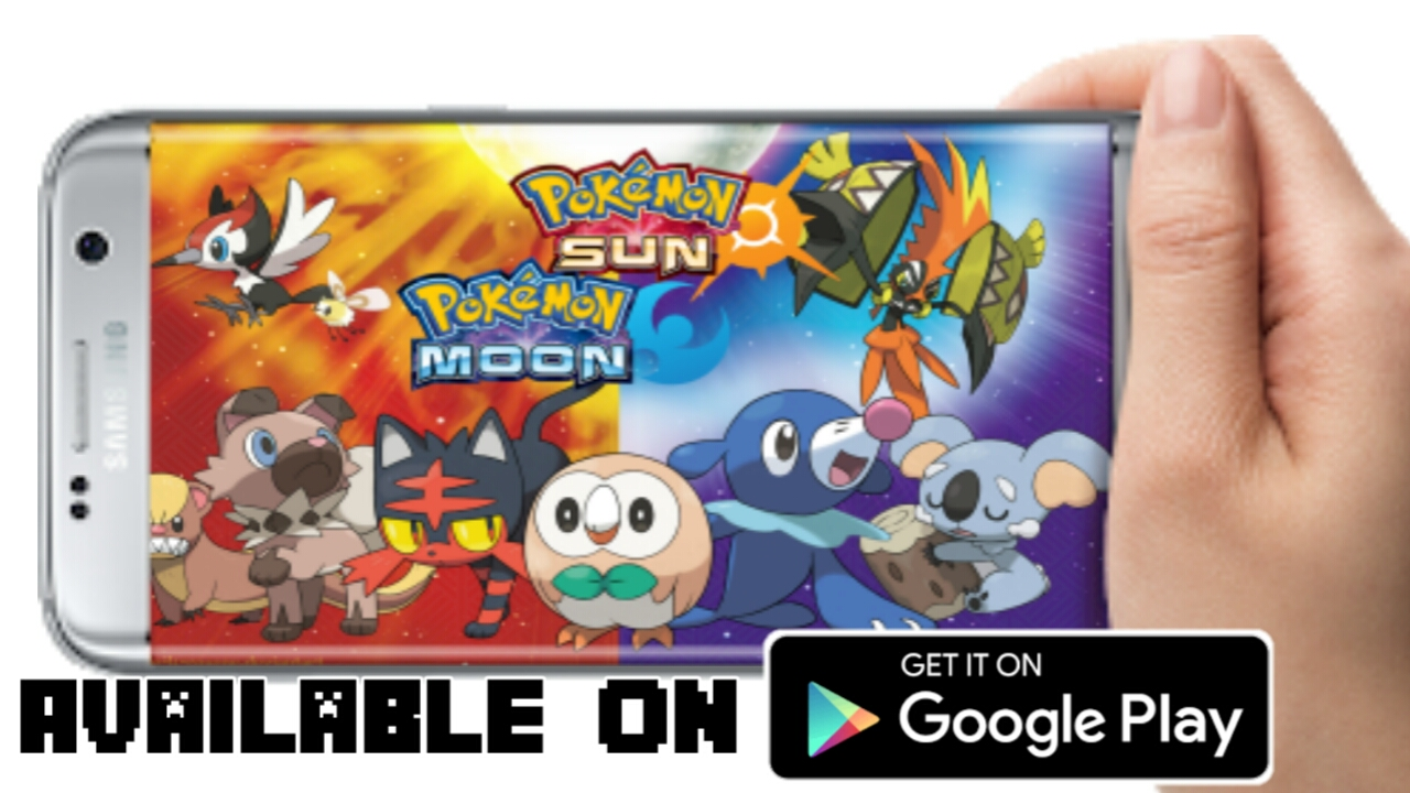 pokemon sun and moon mod apk android 1