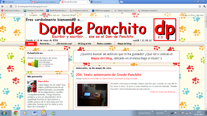175. Top five de Donde Panchito