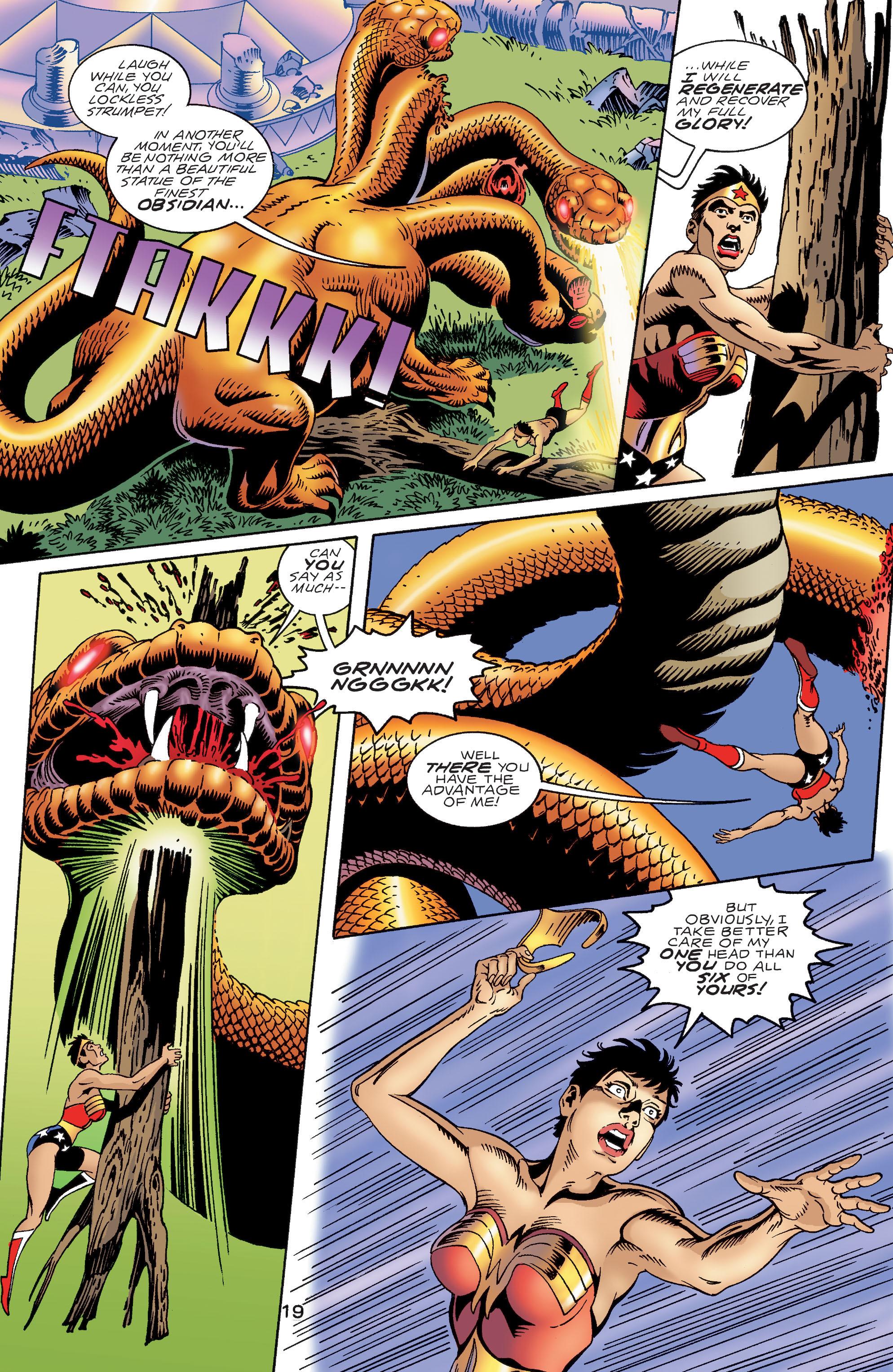 Read online Wonder Woman (1987) comic -  Issue #191 - 19
