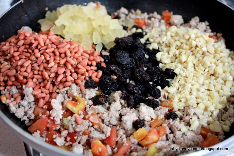 Chiles en Nogada recipe