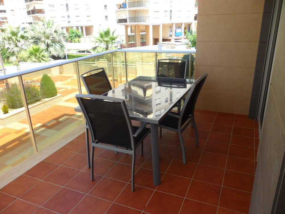 apartamento en venta calle apostol santiago benicasim terraza1