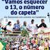 """""""Vamos esquecer o 13, o número do capeta"""", diz Bolsonaro em comício na Gameleira"""