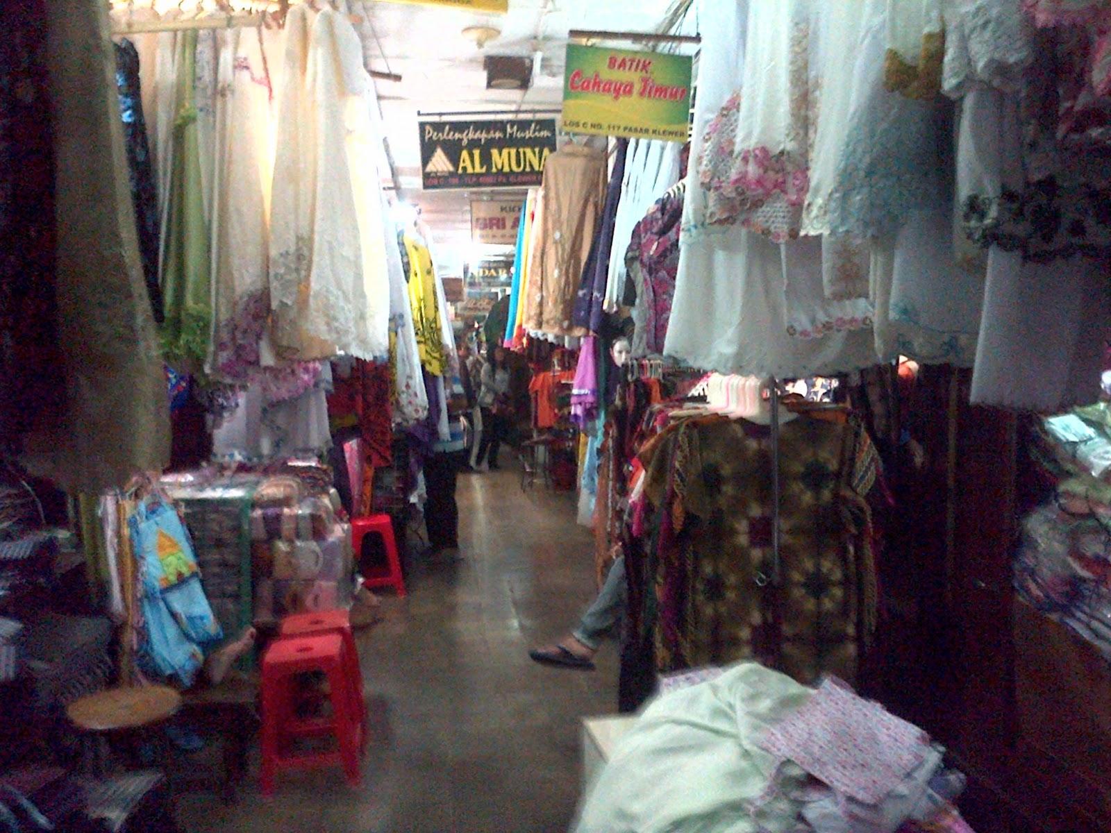 Plesiran Batik di Pasar Klewer  cc6dc9dfa0