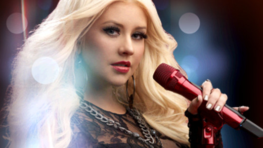 Lirik Lagu Something's Got A Hold On Me ~ Christina Aguilera
