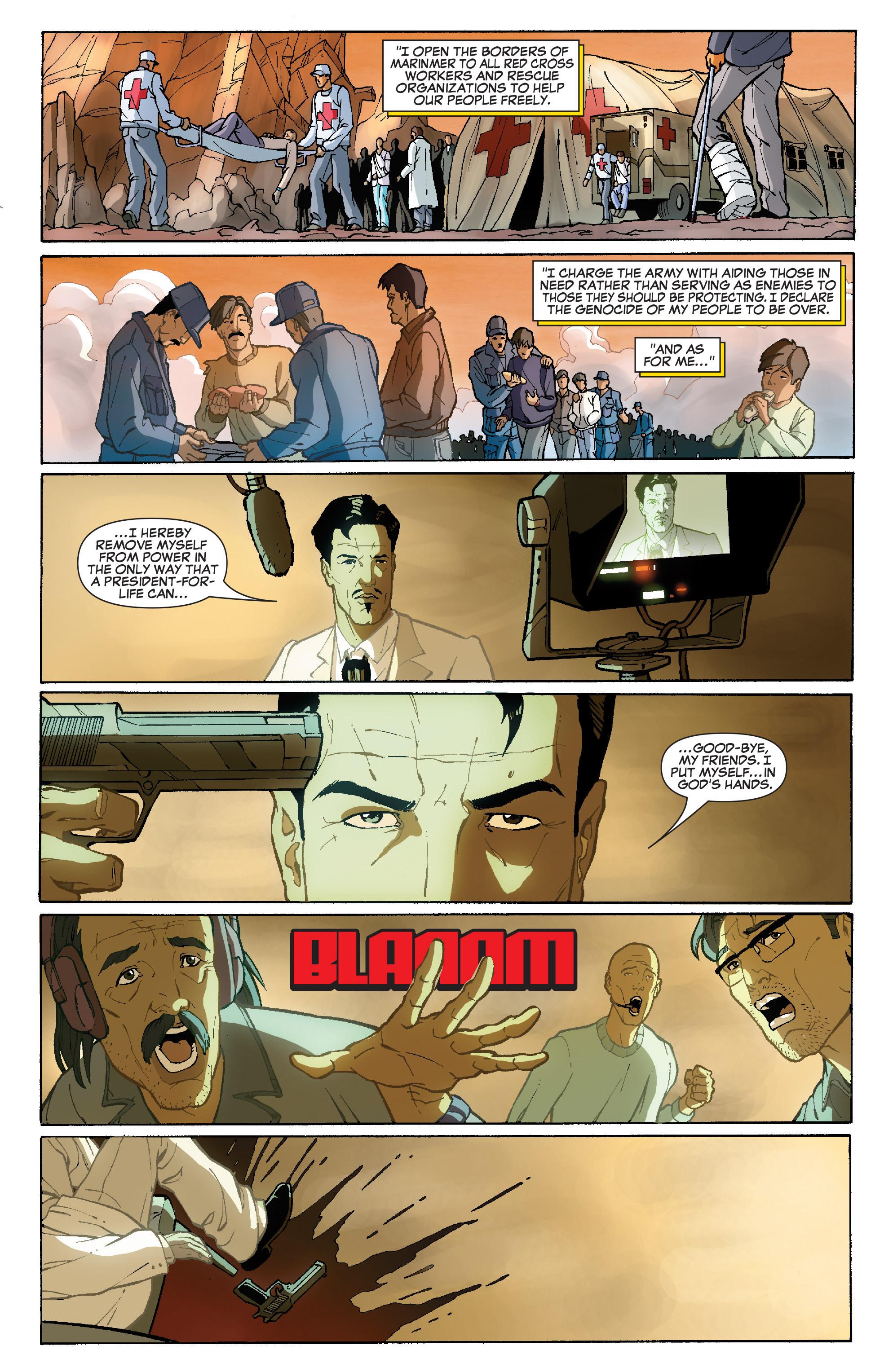 Read online She-Hulk (2005) comic -  Issue #36 - 20