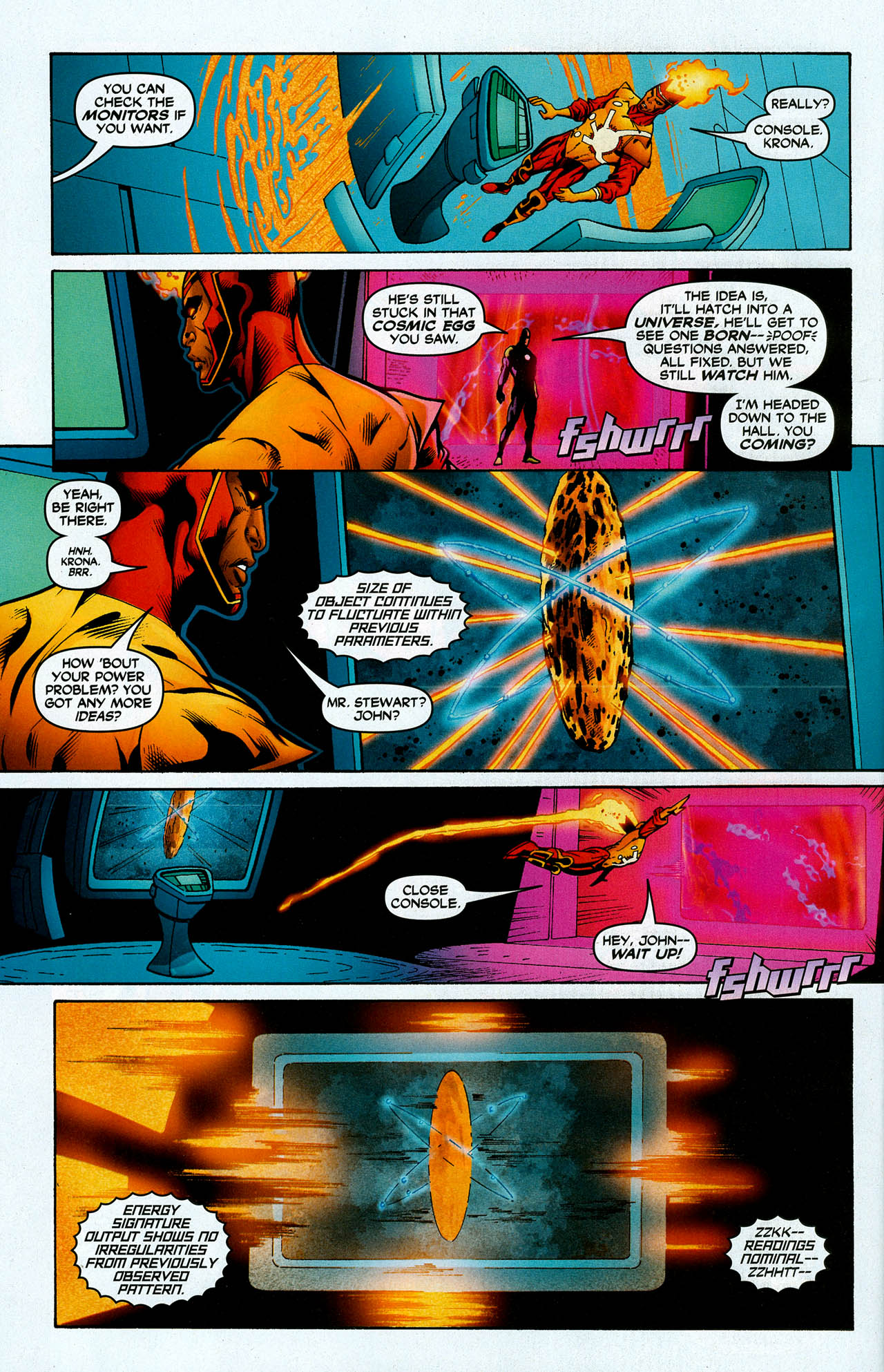Read online Trinity (2008) comic -  Issue #7 - 30