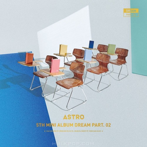 ASTRO – Dream Part.02 – EP (FLAC + ITUNES MATCH AAC M4A)