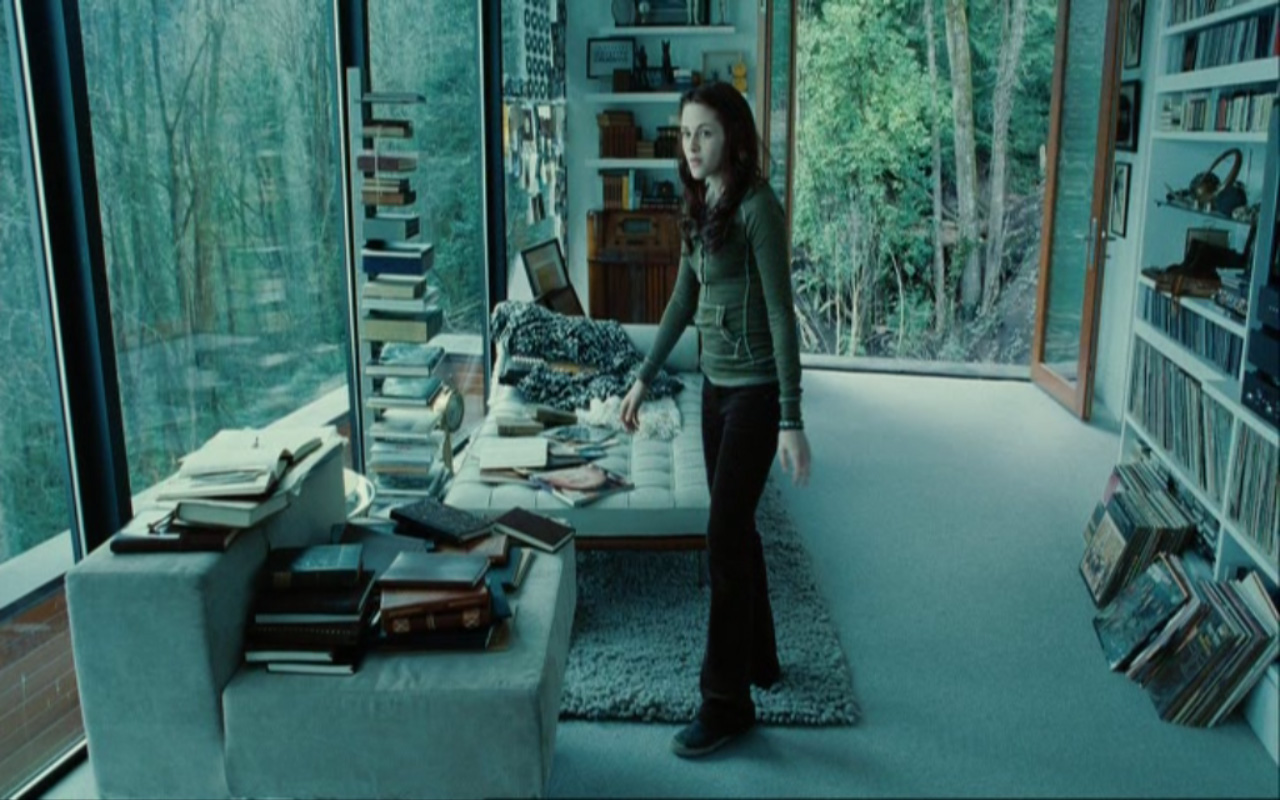 Edward Cullen In Bella S Bedroom