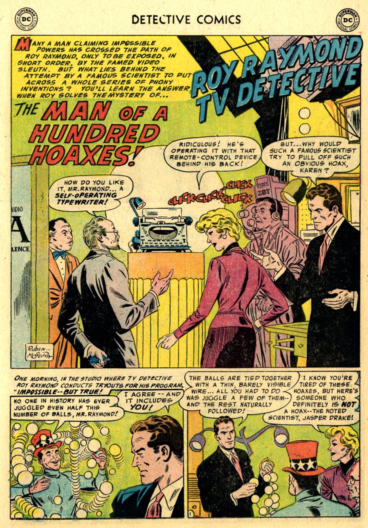 Detective Comics (1937) 230 Page 16