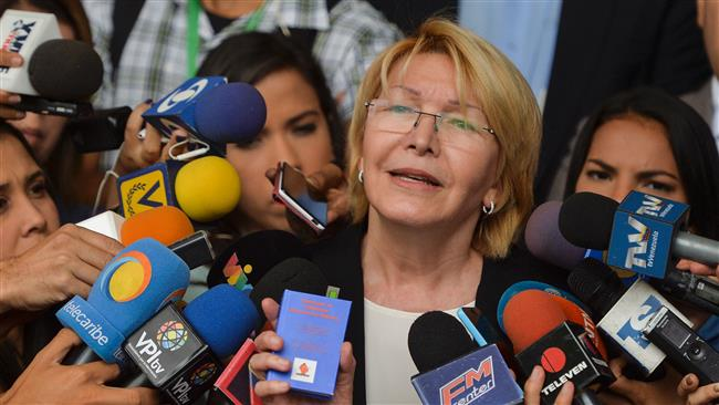 Venezuela attorney general Luisa Ortega goes after pro-government judges