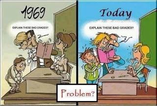 Perbezaan Ibu Bapa Dulu dan Sekarang