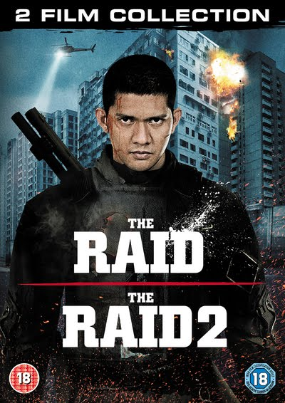 The Raid (2014) Dual Audio Hindi ORG 450MB BluRay 480p x264 ESubs