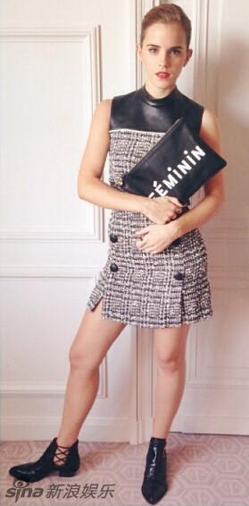 Fresh Faction Leader! Emma - Watson New Photo