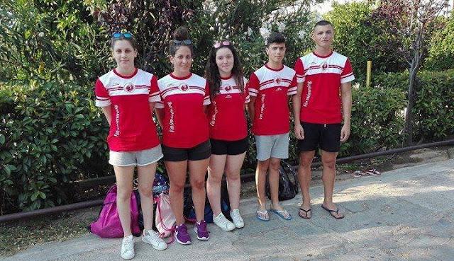 8 μετάλλια ο ΟΦΘΑ στα Πανελλήνια Πρωταθλήματα Κολύμβησης