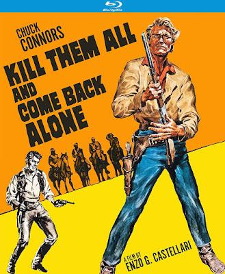 Kill Them All And Come Back Alone Bluray