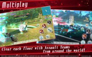 Sword Art Online: Integral Factor v1.0.1 Apk Mod for Android