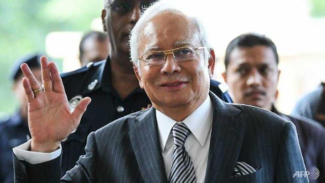 Najib Razak Hadapi 21 Tuduhan Pencucian Uang