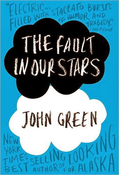 The Fault In Our Stars a heartbreaking beautiful novel by John Green
