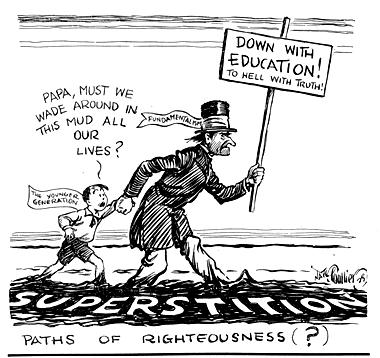 A Little Reality: New Hampshire Anti-Education Law