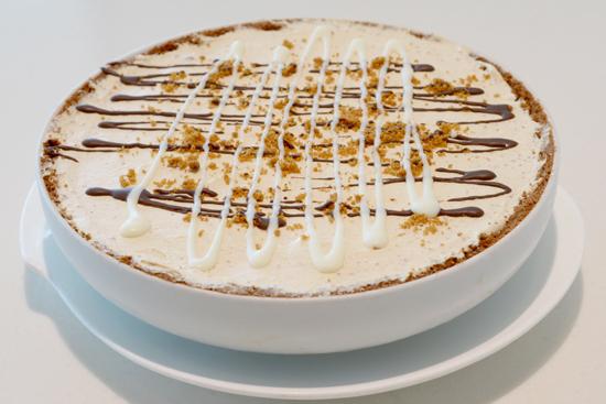 Peanut Butter Fluff Pie
