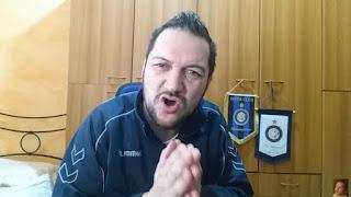 I tifosi del Foggia cantano inni ingiuriosi contro i napoletani - Video