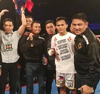 Romero Duno Sanman Boxing
