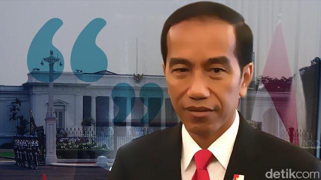 Jokowi Telepon Bocah yang Nangis Karena Tak Bisa Lihat Presiden