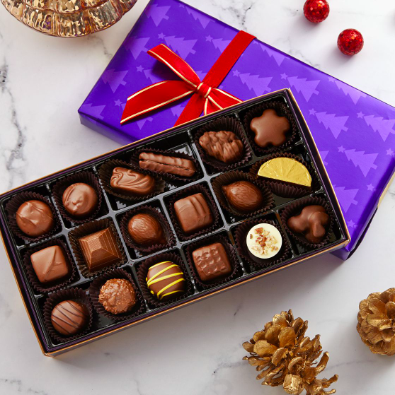 Purdys Milk chocolate assortment gift box