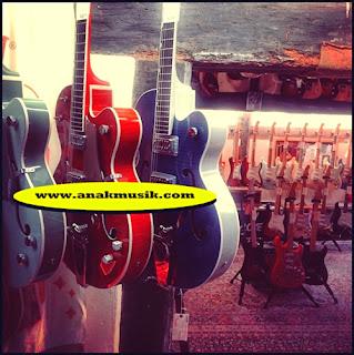 Harga Gitar Akustik Elektrik Terbaru 2016
