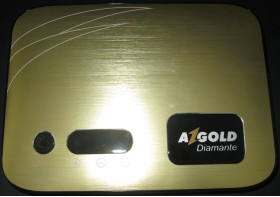 Azgold Diamante atualização modificada 58w On- 26/05/2017