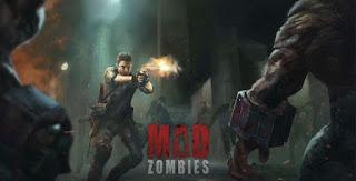 Zumbi Mad Zombies Apk Mod Unlimited Money