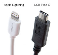 USB Type C Lightning Apple iPhone