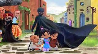 Gambar Wallpaper Kartun Anak Burka Avenger 201708