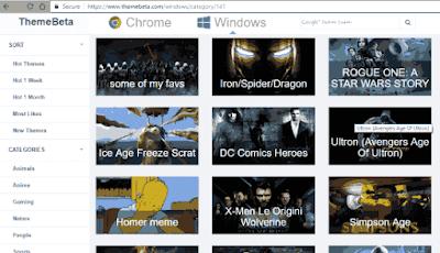 tema windows 10 gratis dan lengkapv