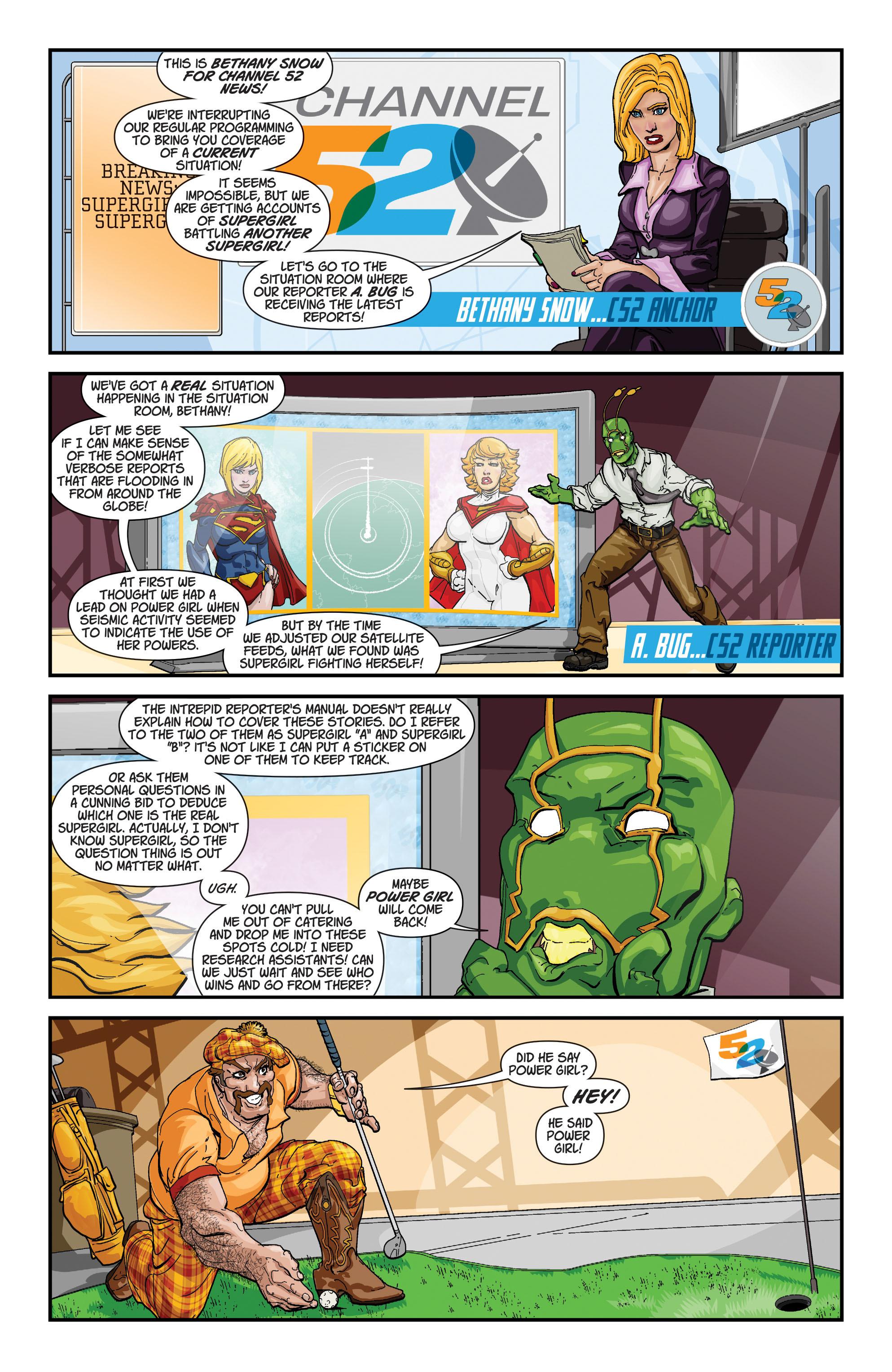 Read online Wonder Woman (2011) comic -  Issue #19 - 23