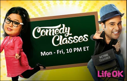 Download Comedy Classes 2014 All Episodes Of Season 1 WebHD 480P
