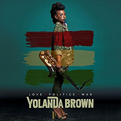 YolanDa Brown - Love Politics War - Album Download, Itunes Cover, Official Cover, Album CD Cover Art, Tracklist