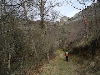 Desfiladero del río Rudrón