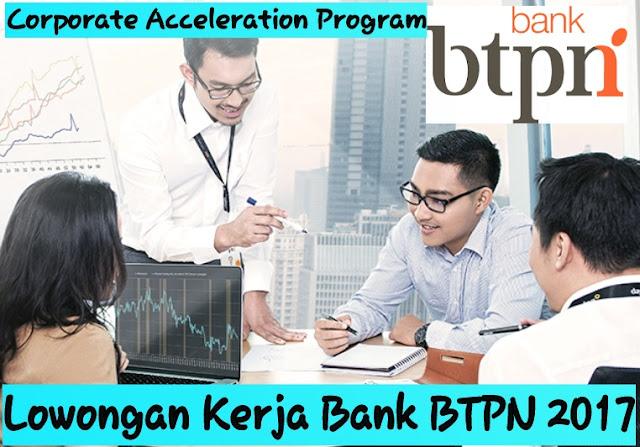 Lowongan Kerja PT. Bank Tabungan Pensiunan Nasional Tbk CAP Agustus 2017