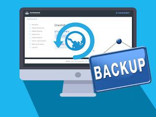 Pengertian jenis Backup dan Cara Backup dalam UNBK