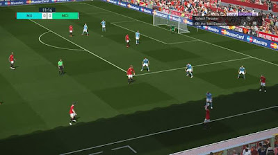 PES 2018 ph3n0m_turf for Old Trafford by Nabawi29