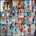 Crianças da Creche Ana Araujo em Nova Cruz Brincam Carnaval