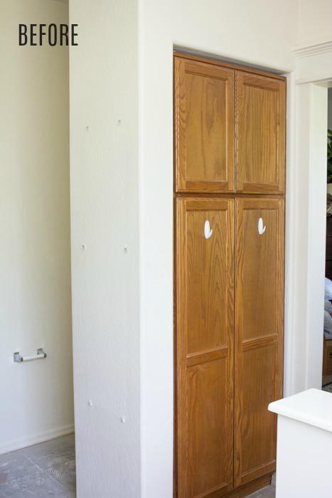 Modern Master Bath Remodel Part 5 Built In Linen Closet Pneumatic Addict